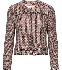 blazer long-sleeve blazer colbert multi/patroon gerry weber