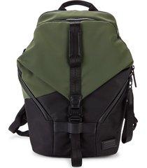 tumi finch backpack - military green