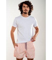short de baño rosa vilo