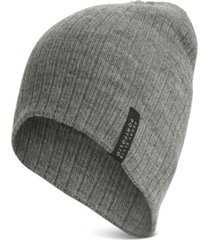 perry ellis ribbed beanie