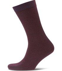 dagmar fancy lingerie socks regular socks lila becksöndergaard