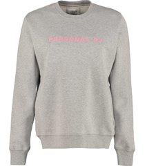 kirin cotton crew-neck sweatshirt
