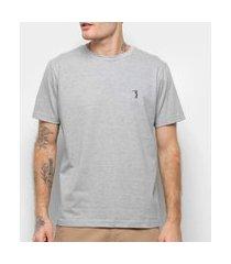 t-shirt aleatory básica c p incolor