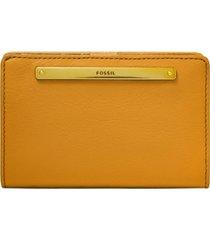 fossil women's liza multifunction wallet