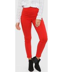 pantalón rojo montjuic draco