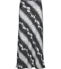 penny skirt knälång kjol multi/mönstrad résumé