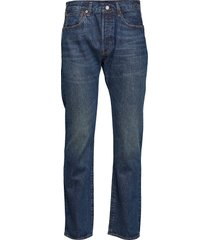 501 levisoriginal fit lmc tona jeans blå levi's made & crafted