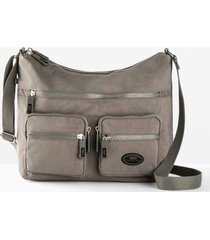 borsa a tracolla (grigio) - bpc bonprix collection