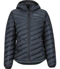 chaqueta highlander hoody negro marmot