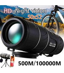 hd monocular zoom daytime night vision telescopio portátil
