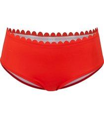 slip alto per bikini (rosso) - bpc bonprix collection