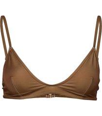 kara top 11032 lingerie bras & tops bra without wire brun samsøe samsøe