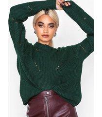 jacqueline de yong jdydaisy l/s structure pullover knt stickade tröjor