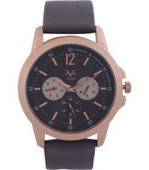 reloj oro rosa-gris versace 19.69