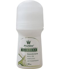 desodorante roll-on aloe vera próaloe 55ml