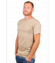 alan red t-shirt vermont khaki