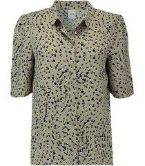 blouse emmet groen
