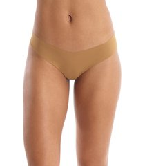 commando solid thong, size medium in chai at nordstrom