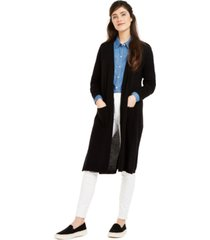 charter club cashmere maxi duster cardigan, created for macy's