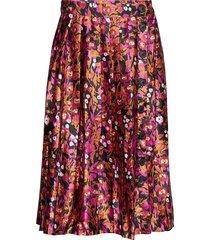 day macera knälång kjol multi/mönstrad day birger et mikkelsen