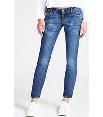 jeansy z 5 kieszeniami fason slim