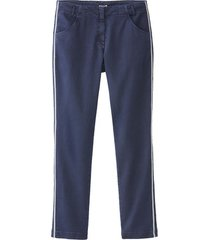 broek, marineblauw 40