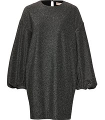 nelli korte jurk grijs custommade