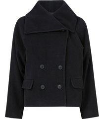 ulljacka zelieiw short coat