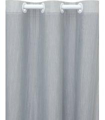 cortina  santista 180x280 cusco cinza - cinza - dafiti