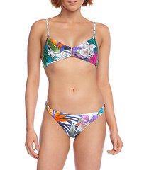 amazonia bralette bikini top