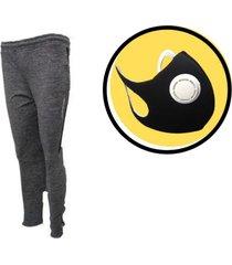 pantalón gris mezgo