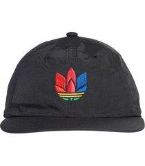 gorra negra adidas originals 3d adicolor vintage ball