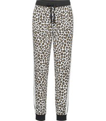dkny leaving our mark jogger pyjamabroek joggingbroek multi/patroon dkny homewear