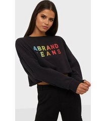 abrand jeans a cropped oversized sweater sweatshirts