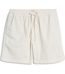 men's madewell men's cotton everywhere shorts, size x-large - ivory