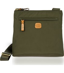 bric's designer travel bags, x-bag urban envelope nylon crossbody