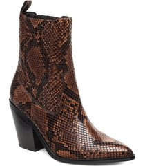 drerissa shoes boots ankle boots ankle boot heel brun aldo