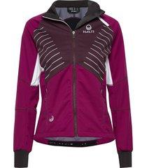 kaarre w jacket outerwear sport jackets roze halti