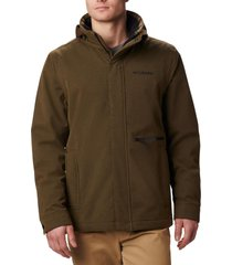parka boundary bay jacket verde columbia
