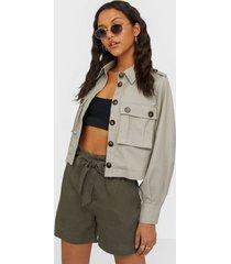 co'couture ibbie shirt jacket övriga jackor