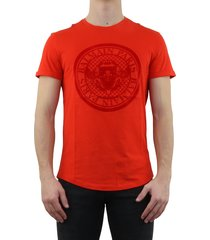 coin t-shirt rood