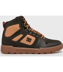 dc - buty pure high-top wr boot