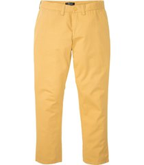 pantaloni chino regular fit straight (arancione) - bpc bonprix collection