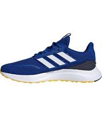 zapatilla azul adidas energyfalcon hombre 10 20933