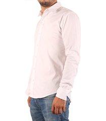 camisa frank pierce confort white 2 c2005-2 - blanco