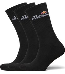 el bisba sport sock underwear socks regular socks svart ellesse