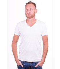 cars jeans basic t-shirt grape white