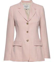 day classic gabardine blazer colbert roze day birger et mikkelsen