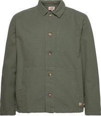 fishermen jacket overshirts groen armor lux