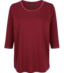 shirt m. collection bordeaux